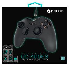 NACON Controller Pro Gamer Wired Gamepad PC GC-400ES IT IMPORT NACON