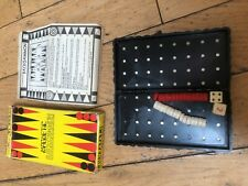 Magnetic backgammon travelling game- traditional fun for all the family