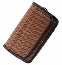 NEW Universal Cell Phone Case/Holster - Bamboo Brown
