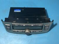 TOYOTA AVENSIS 2007 AIR CONDITIONING HEATER CONTROL PANEL 55900-05170