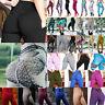 Damen Leggings Push-Up Hohe Taille Sport Yoga Gym Fitness Jogginghose Leggins GR