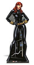 Black Widow Lifesize CARDBOARD CUTOUT Standee Standup Marvel Avengers Assemble