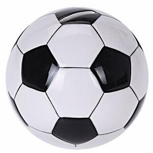 Spardose als Fußball ca.12cm Sparschwein für Kinder Keramik Fanartikel WM EM