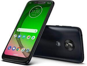 Motorola Moto XT1952DL G7 Play Tracfone 4G LTE 32GB Smartphone Open Box