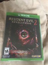 Resident Evil Revelations 2 (Microsoft Xbox One, 2015) BRAND NEW!!