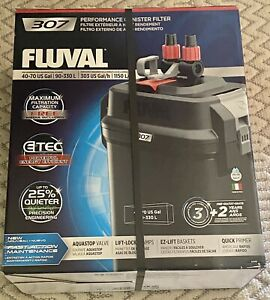 Fluval 307 Performance Canister Filter - up to 70 US gallon Aquarium Brand NEW!