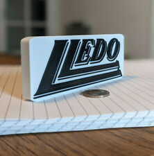 LLEDO self standing logo display