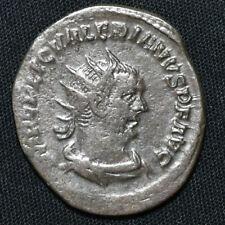 Valerian, 253-260 AD, AR Antoninianus, Antioch, VIRTVS AVGG, RIC 293