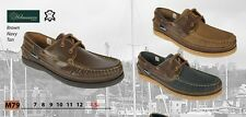 SEAFARER HELMSMAN DECK SHOES LOAFERS MANS  BOATING / SAILING / FREE SHIPPING
