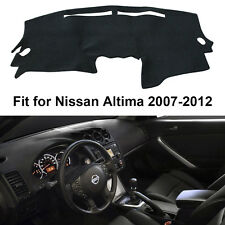 Car Dashboard Mat Dash Mat Sun Shade Cover Pad for Nissan Altima 2007-2012 Years