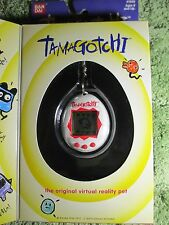 TAMAGOTCHI Original V1 NEW/SEALED #1800 WHITE & RED 1996/1997 VERY RARE