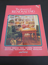 Better Homes and Gardens The Pleasures of Renovating