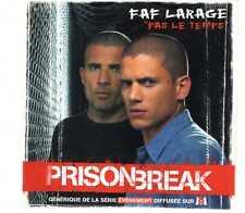 Faf Larage - Pas le temps - CDS - 2006 - Hip Hop Générique Prison Break