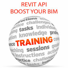 REVIT API Boost Your BIM - Video Training Tutorial DVD