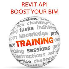 Revit API potencia tu video tutorial de formación Dvd-Bim