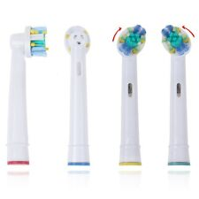 4x EB-25A Replacement Toothbrush Heads for Braun Oral B Vitality Floss Tools