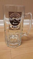 2012 Oktoberfest Denver Colorado Glass Stein 1 Liter