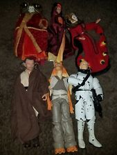 Star Wars Phantom Menace 12 Inch Action Figures. SOLD SEPERATELY AND NOT AS LOT.