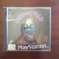 Oddworld: Abe's Oddysee | PAL PS1 | PlayStation 1 | Free Tracked Shipping