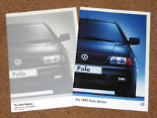 Polo Paper 1996 Car Sales Brochures