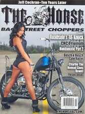 THE HORSE BACKSTREET CHOPPERS No.116 (New Copy) *Free Post To USA,Canada,EU