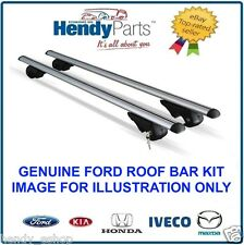Genuine Ford Focus Roof Cross Bars/Rack 2011 Onwards 5 Door Hatchbacks 1767840