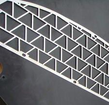 New BA F6 aftermarket grille FPV typhoon tornado lower mesh bar grill stainless