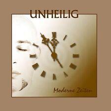 CD*UNHEILIG**MODERNE ZEITEN (RE-RELEASE)***NAGELNEU & OVP!!!