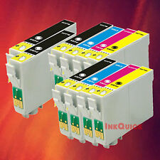10 T069 INK FOR EPSON 69 BLACK CYAN MAGENTA YELLOW
