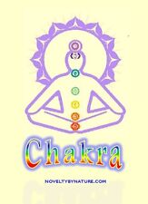Chakra Collector Cards, Chakra information cards, Chakra card game