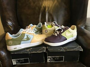 NIKE AIR FORCE 1 BABBITO GARCIO PACK 2007 DS SIZE 11