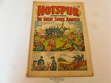 THE HOTSPUR Comic - No 318 - Date 20/11/1965 - UK Paper Comic