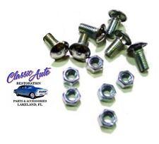 67-73 camaro,firebird  bumper bolt set of 6 1049W