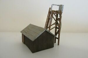 N Scale Building Pola small building