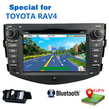For TOYOTA RAV4 2006-2012 Car DVD Player 2 DIN GPS Navi Stereo Radio+Map+Camera
