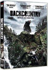 Dvd BACKCOUNTRY - (2014) Adam MacDonald ......NUOVO