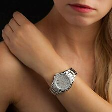 Yves Camani Galaure YC1071-A watch with glittering Zirconia stones