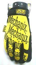 Guantes MECHANIX ORIGINAL AMARILLO talla M de trabajo, mecánicos coche y moto