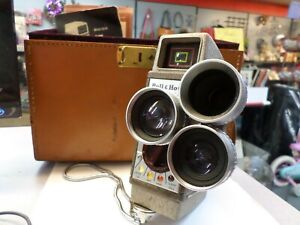 Bell & Howell Two Fifty Two 8MM Movie Camera
