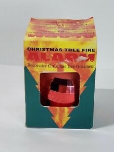 Fire Detector Deterrent Holiday Flameguard Heat Detector Christmas Holiday Tree