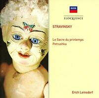 Erich Leinsdorf; London Phil and New London Philharmonia Orchestra - [CD]