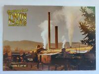 Twin Peaks Gold Box Postcard #3 of 61 -  Lumber Mill - 2007