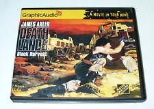 James Axler Black Harvest (Deathlands, No. 69) graphic audio