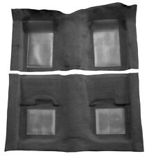 NEW! 1969-1970 Ford Mustang BLACK Carpet Set Front, Rear Mach 1 Coupe Fastback
