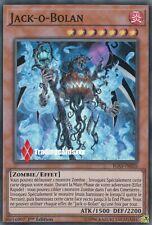 ♦Yu-Gi-Oh!♦ Jack-o-Bolan (Zombie) : IGAS-FR026 -VF/Super Rare