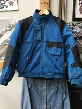 Unisex Street Mate Textile Motorcycle Biker Jacket. Size M