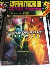 Xbox Japan Import Dead Or Alive Ultimate New Sealed Retro Gaming Boxed Game