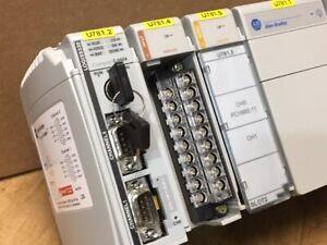 Allen Bradley 1769-ECR Compact I/O Logix 5330  Ser.A Rev.1 - Terminator PLC