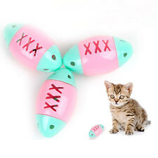 Kids Toys Cats Toy Rugby cats meow toy Cat  Pet Toy Baby 2pcs