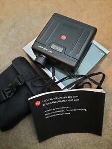 Leica Rangemaster LRF1200 Scan Rangefinder